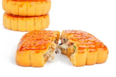 Mooncake Stock Photo - 13864551