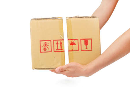 Paper box photo