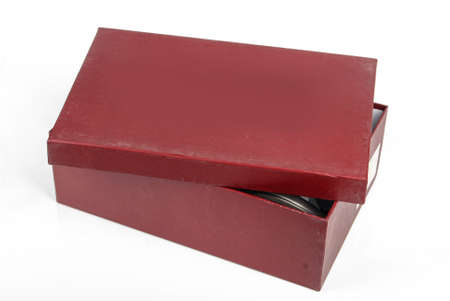Shoes in box photo