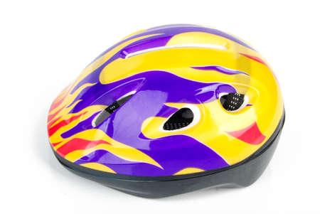 Cycling helmet photo