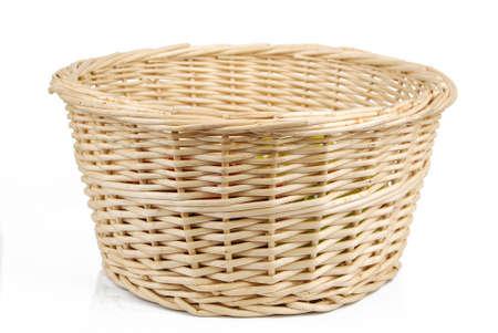 basket weaving: Basket
