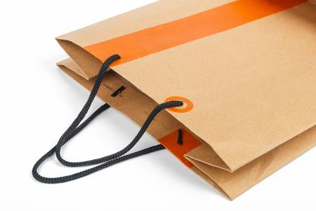 Paper bag Stock Photo - 13908588