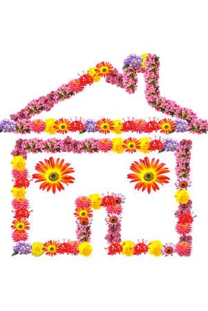 Flower sign photo