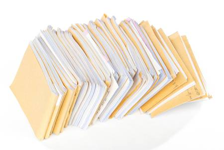 Document Stock Photo - 13997626
