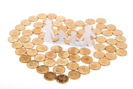 Love money photo