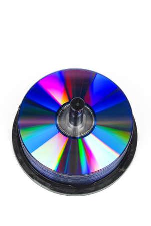 word processor: DVD disk