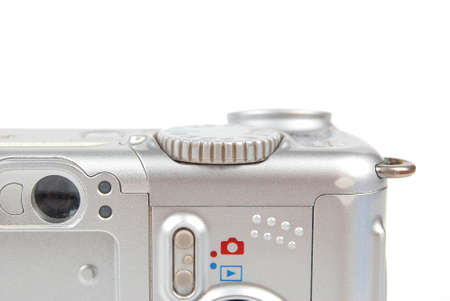 tiny lenses: Camera Stock Photo