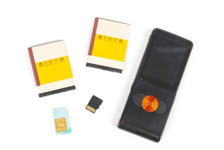 mmc: Mobile phone