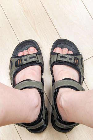 Beach shoe photo