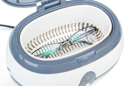 ultrasonic: Ultrasonic cleaner