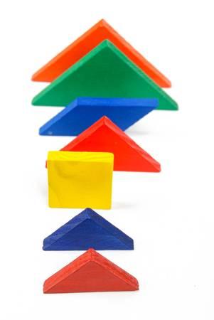 jigsaw tangram: Tangram