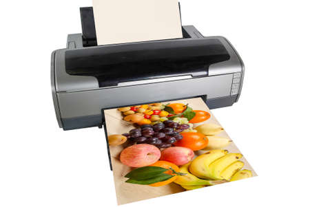 input device: Printer