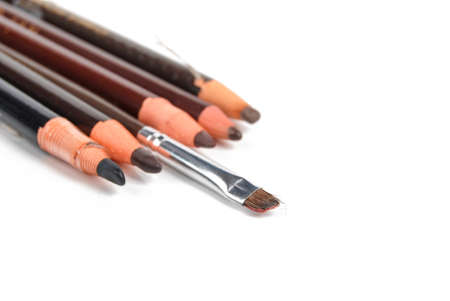 Eyeshadow pencil photo