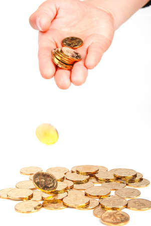 Coin Stock Photo - 14104797