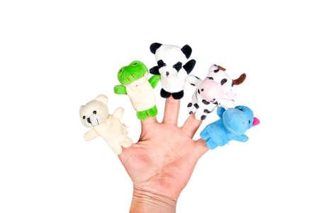 Finger toy photo