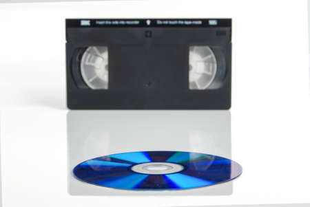 playback: DVD and tape