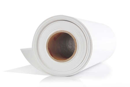 Roll paper photo