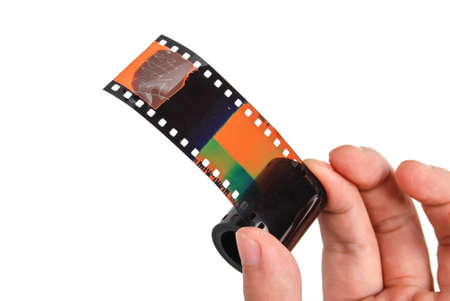 Camera film Stock Photo - 14117387