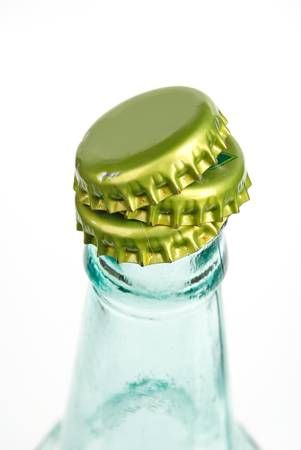 Bottle and cap photo