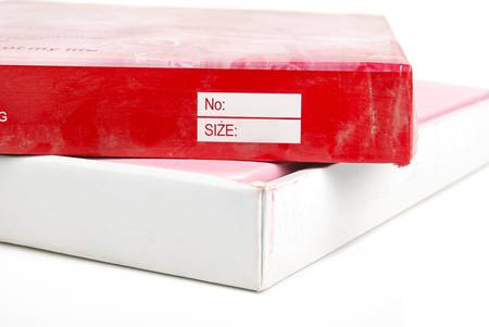 Paper box Stock Photo - 14117827