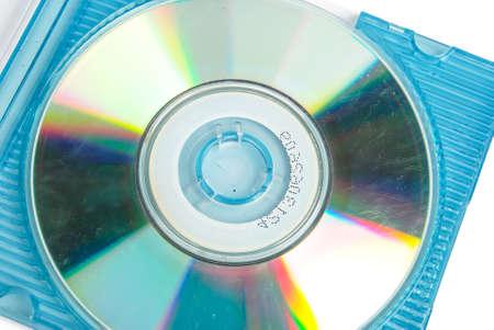 CD in case photo