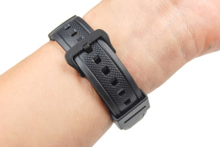 Electronic waterproof watch photo
