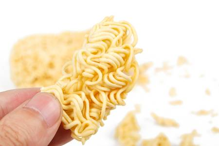 Instant noodle photo