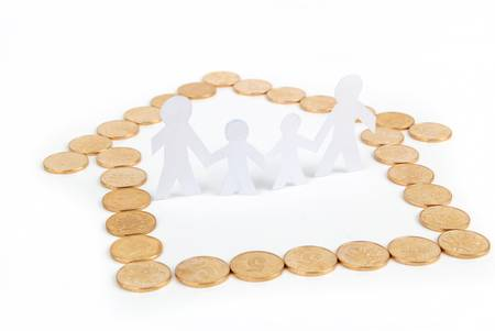 Home financial photo