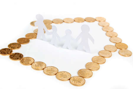 Home financial Stock Photo - 14153998