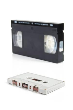 videocassette: Tape