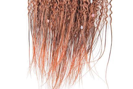 Wig photo