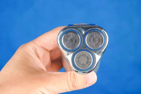 electric razor: Electric razor Stock Photo
