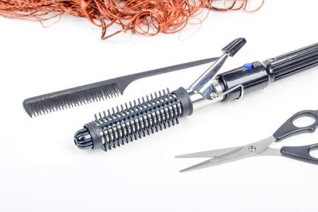 blow drying: Hairdo