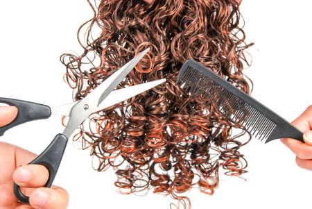 untangle: Hairdo