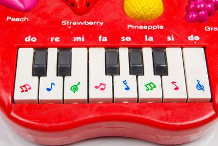 Electronic organ Stock Photo - 14268956