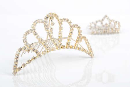 corona de princesa: Corona