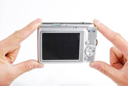 tiny lenses: Digital camera