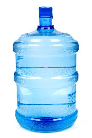 purified water: Agua embotellada