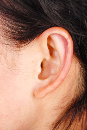 listening ear: Ear