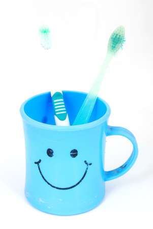 Toothbrush photo