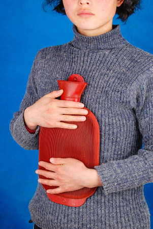 Hot-water bottle Stock Photo - 14389601