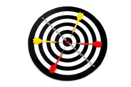 pointed arrows: Darts