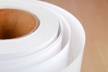 Roll paper Stock Photo - 14421567