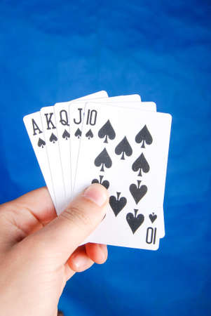 Poker Stock Photo - 14419095