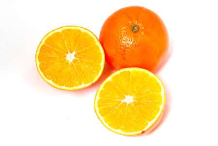 citrate: Orange