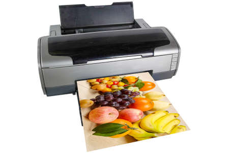 Printer Stock Photo - 14426264