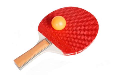 tennis de table: Tennis de table Banque d'images