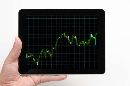 Tablet computer Stock Photo - 16010699