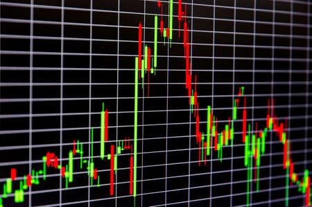 Foreign exchange price information Stock Photo - 16590687