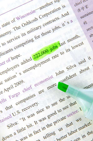 Highlighter Pens Stock Photo - 17225685